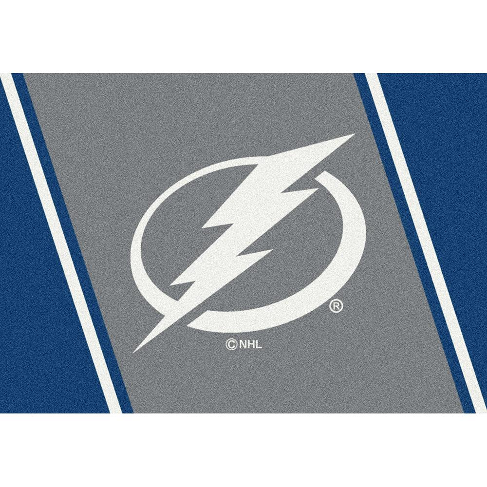 Milliken NHL Team Spirit Tampa Bay Lightning Team Rug in 2