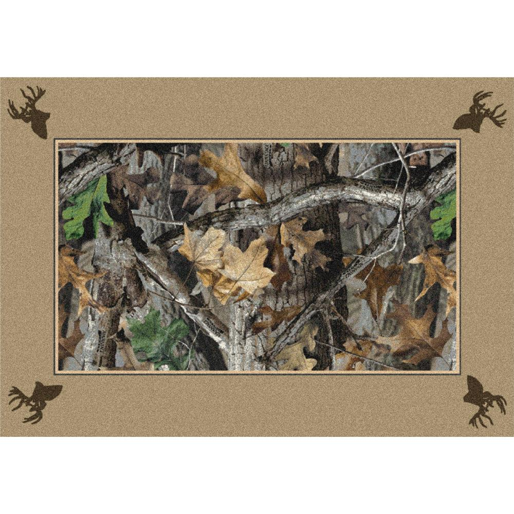 Milliken & Company 4000052899 Realtree New Timber Solid Border 10710 2