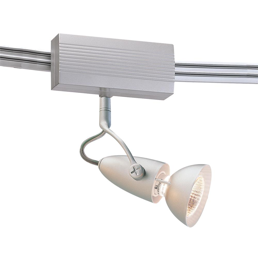 Nora Lighting NRS51-105BN Satelit Curve 39W HID Fixture in Brushed Nickel