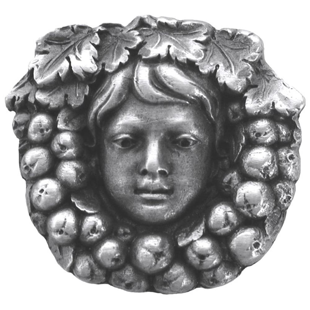 Notting Hill NHK-119-AP Fruit of the Vine Knob Antique Pewter