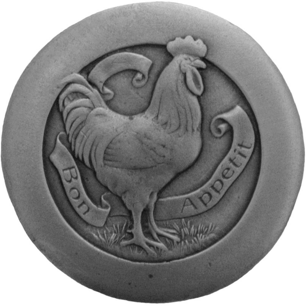 Notting Hill NHK-167-AP Rooster Knob Antique Pewter