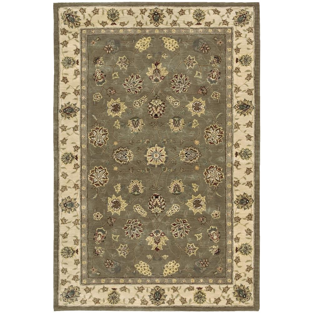 Nourison 2003 Nourison 2000 2 Ft. X 3 Ft. Rectangle Rug in Olive