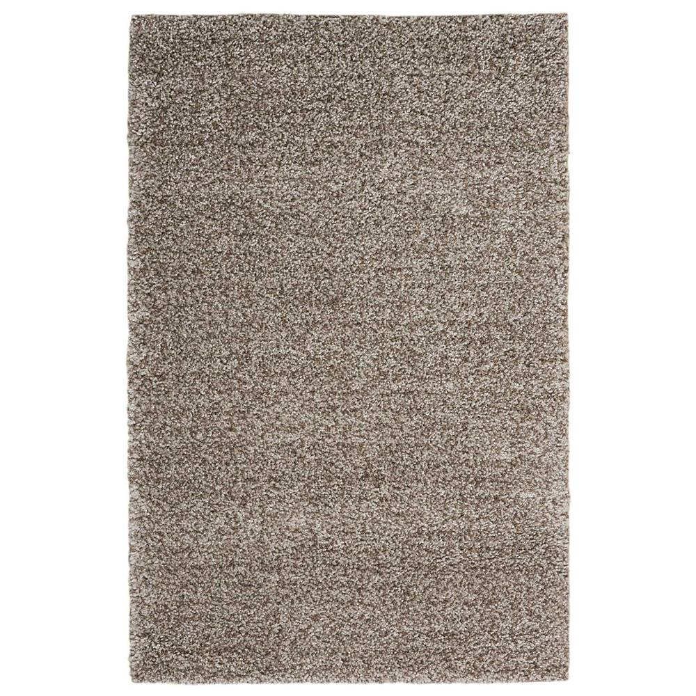 Nourison BRI01 Brisbane 5 Ft. x 7 Ft. Indoor/Outdoor Rectangle Rug in  Stone