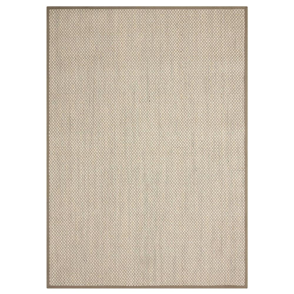 Nourison BE003 Fantasy 2 Ft. 3 In. X 3 Ft. 9 In. Rectangle Rug in Ivory,Grey