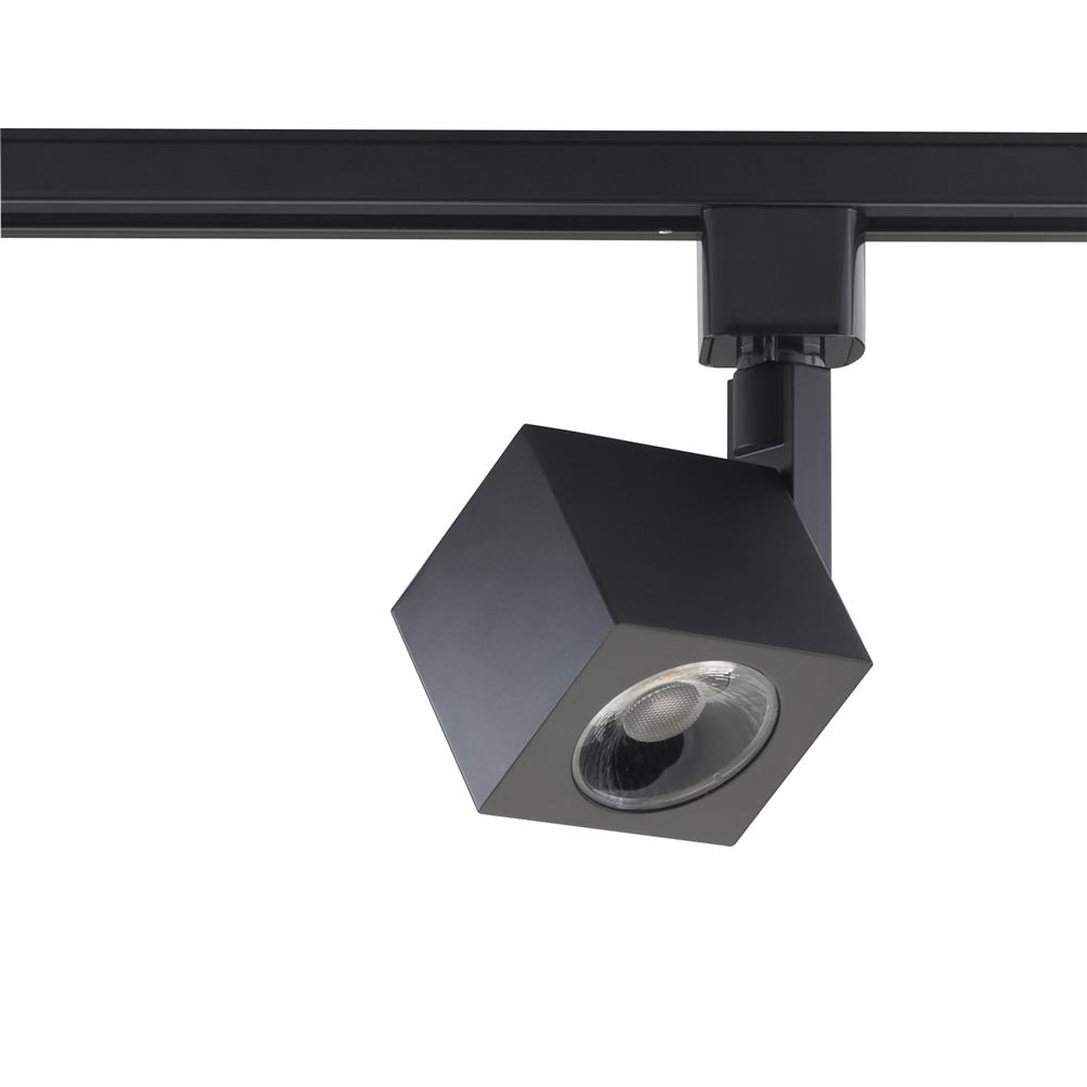Nuvo Lighting TH461  1 Light - LED - 12W Track Head - Square - White - 24 Deg. Beam in White Finish