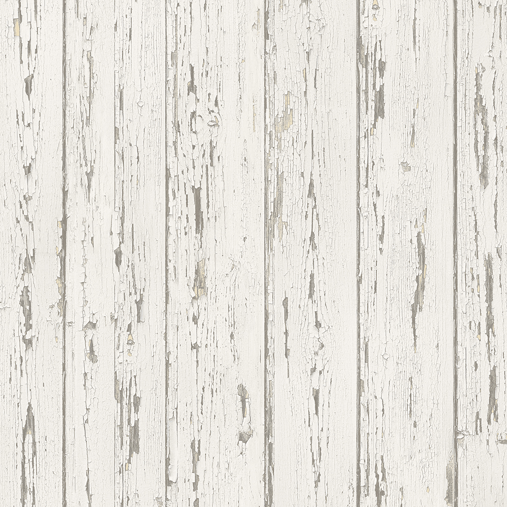 Patton Wallcoverings FH37527 Farmhouse Living Shiplap Wallpaper