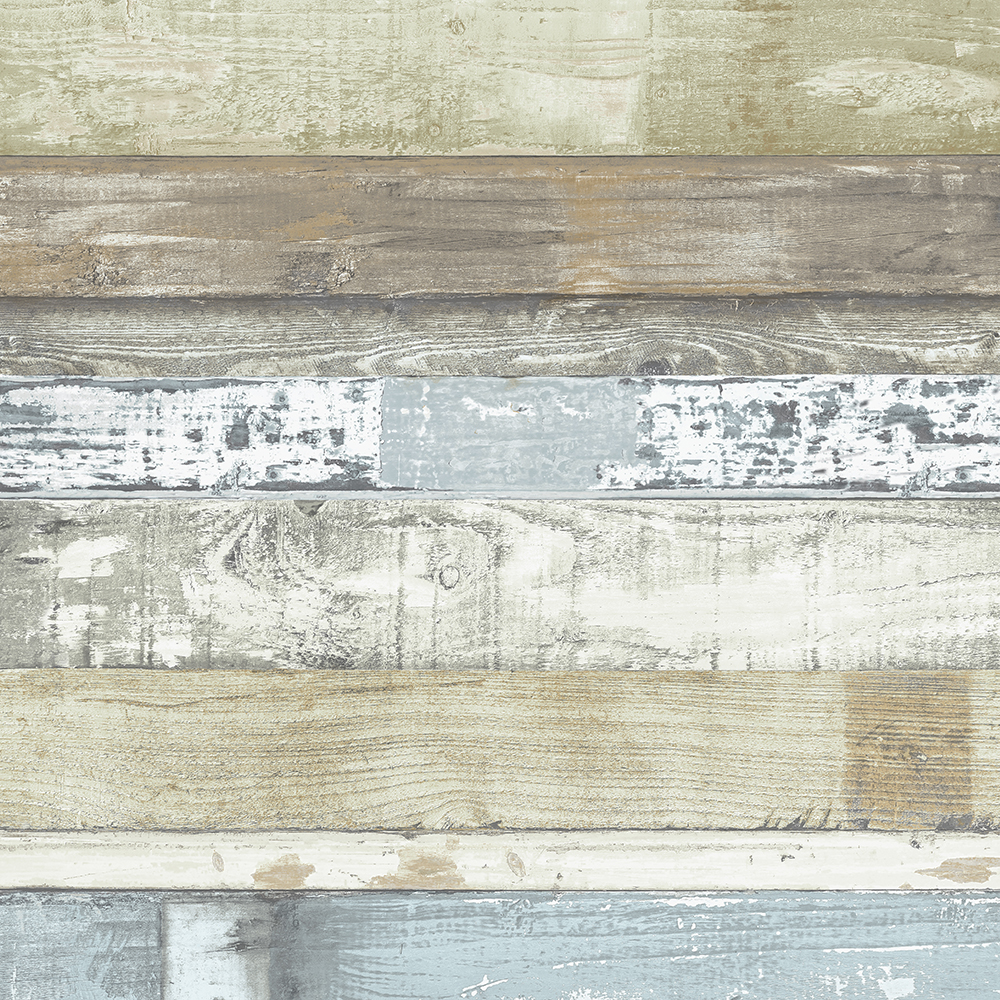 Patton Wallcoverings FH37555 Farmhouse Living Beachwood Wallpaper