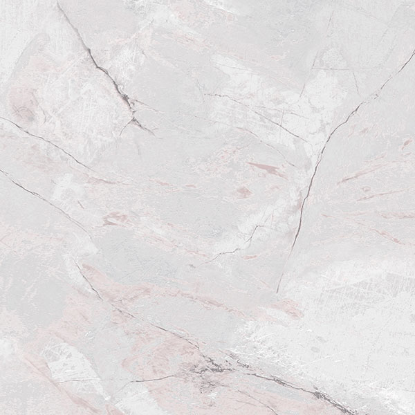 Patton Wallcoverings WF36311 Wall Finishes Carrara Marble Wallpaper