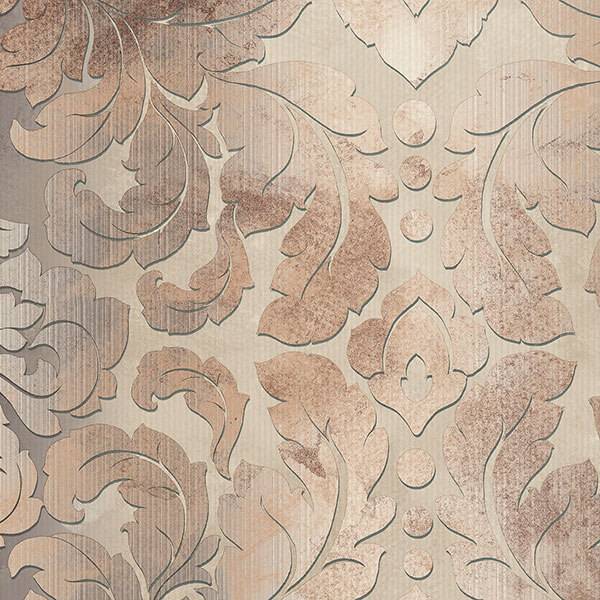 Norwall DS29735 Stripes & Damask 2 Wallpaper