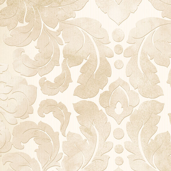 Norwall DS29736 Stripes & Damask 2 Wallpaper