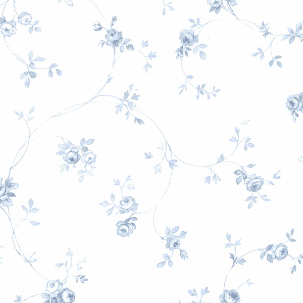Norwall PR33826 Floral Prints 2 Wallpaper