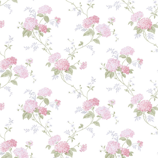 Norwall PR33861 Floral Prints 2 Wallpaper