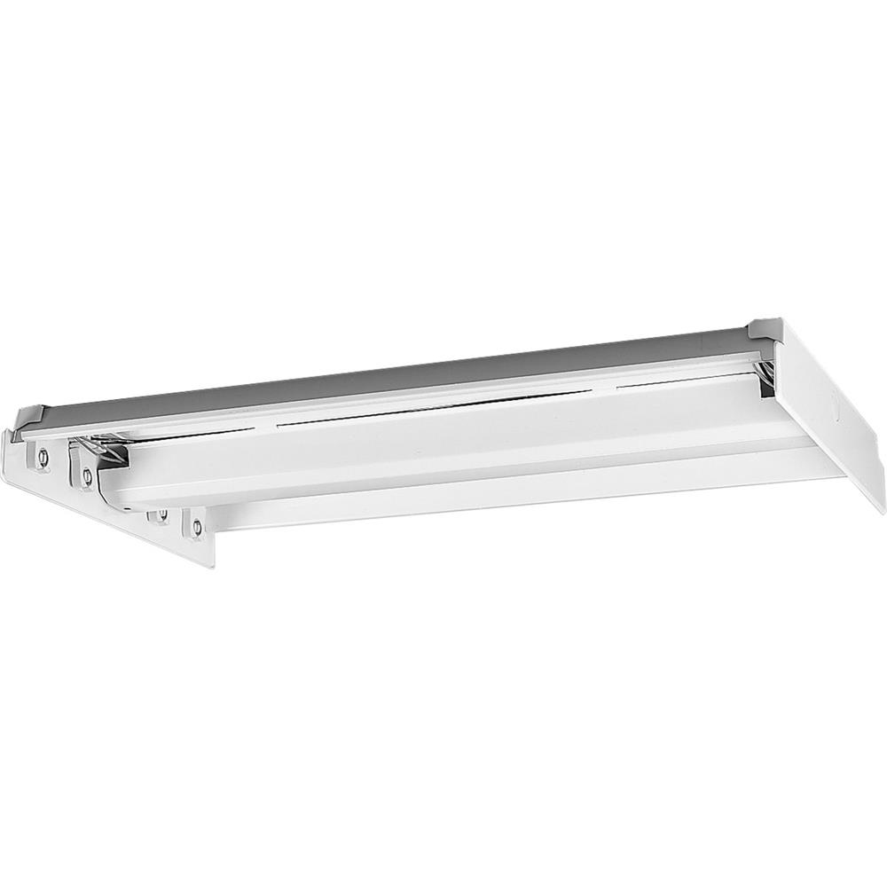 Progress Lighting P7216-30EB Modular Fluorescent 4-Lt. Modular Fluorescent in White