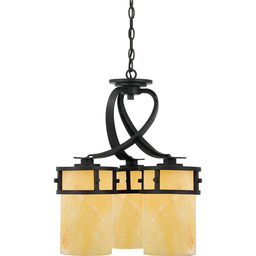 Quoizel Lighting KY5103IB Kyle Chandelier in Imperial Bronze