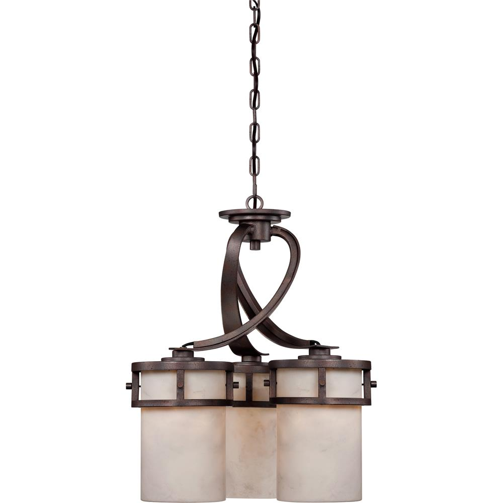 Quoizel Lighting KY5103IN Kyle Chandelier in Iron Gate