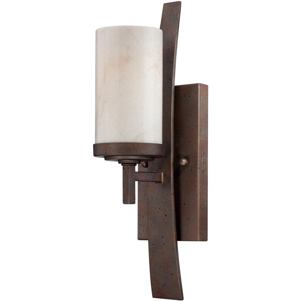 Quoizel Lighting KY8701IN Kyle Wall Fixture in Iron Gate