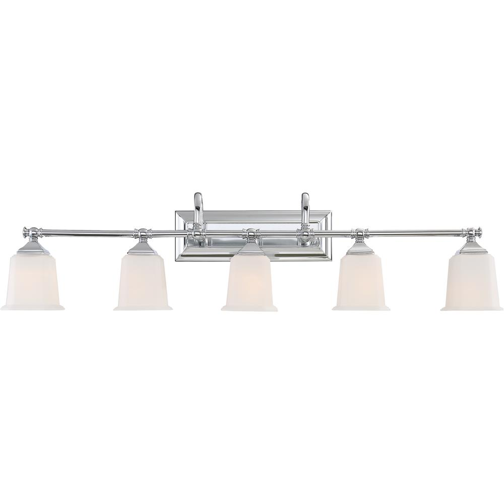 Quoizel Lighting NL8605C Nicholas Bath Light in Polished Chrome