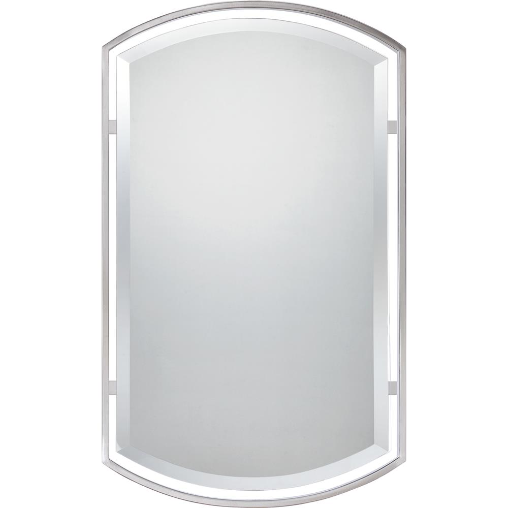 Quoizel Lighting QR1419BN Quoizel Mirror Mirror in Brushed Nickel