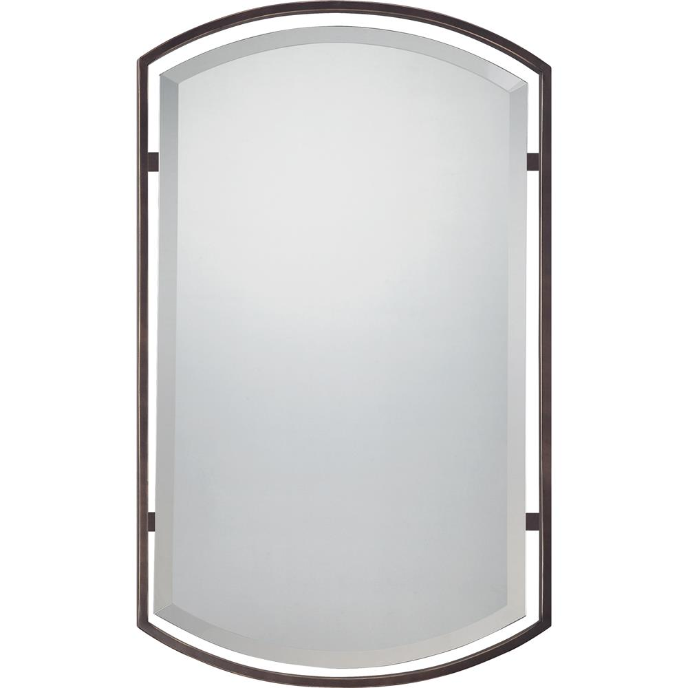 Quoizel Lighting QR1419PN Quoizel Mirror Mirror in Palladian Bronze