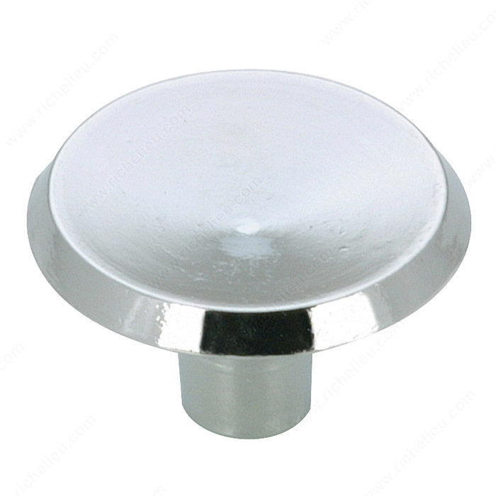 Richelieu Hardware BP37751140 Classic Metal Knob - 377 in Chrome