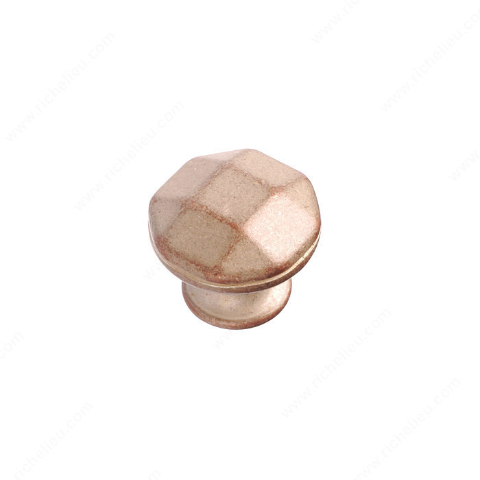 Richelieu Hardware BP391204128 Classic Metal Knob - 120 in Inca