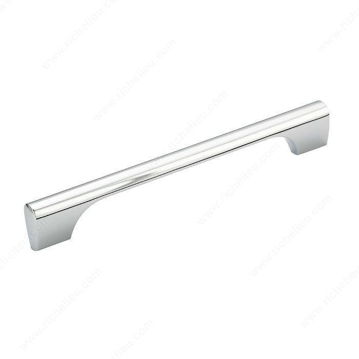 Richelieu Hardware 21724224140 Contemporary Metal Handle Pull - 21724 in Chrome
