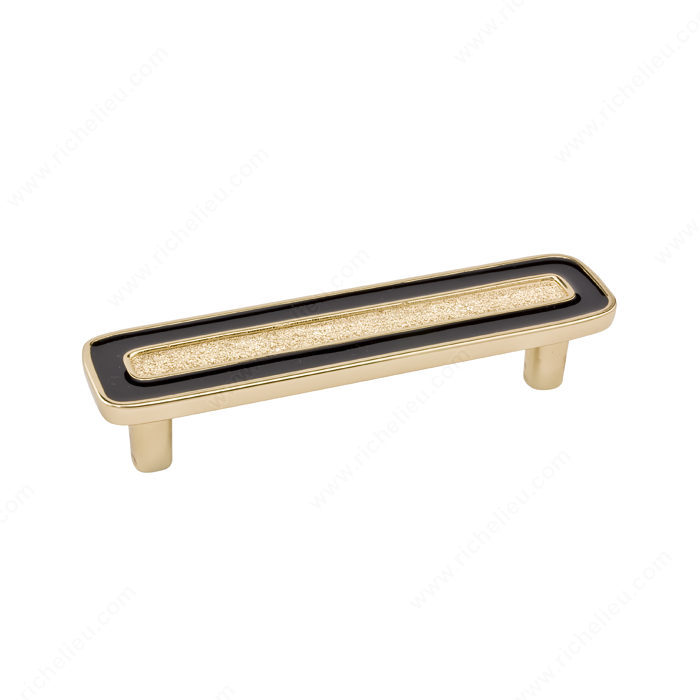Richelieu 649690131 Contemporary Metal Pull - 6464