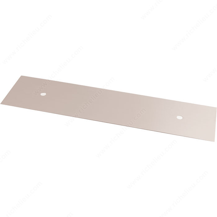 Richelieu 940816195AMC Contemporary Copper Push Plate - 94
