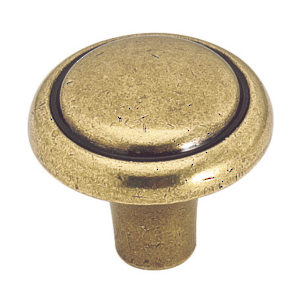 Richelieu 1308BB Traditional Zinc Knob - 1308
