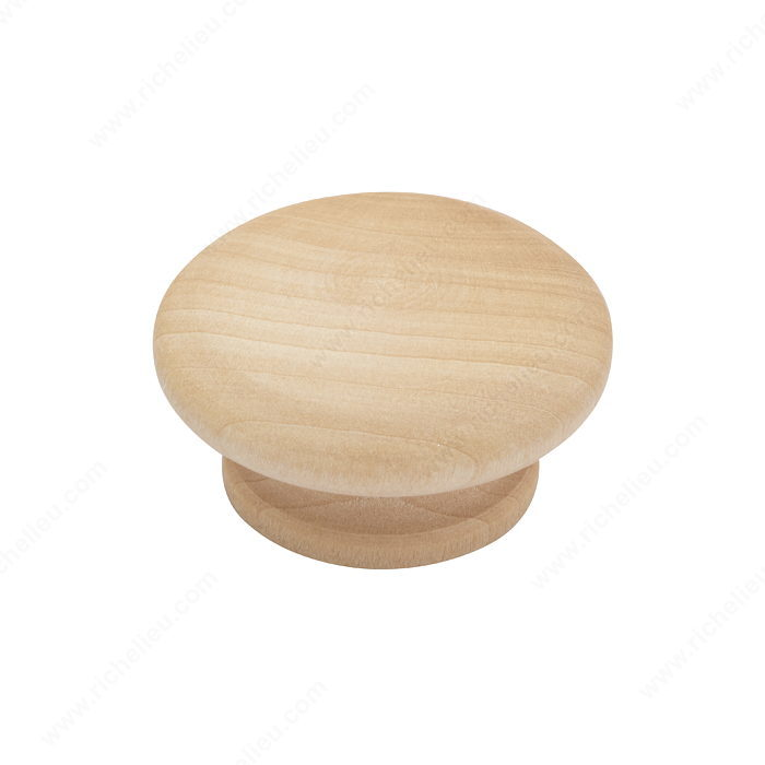 Richelieu BP43015150 Pack of 2 Eclectic Wood Knob - 4301