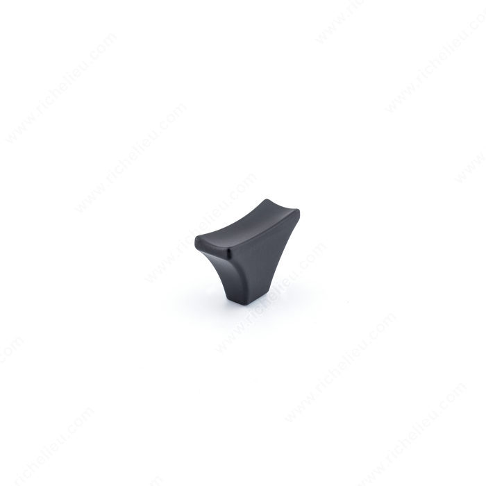 Richeliu BP722740900 Transitional Metal Knob in Matte Black