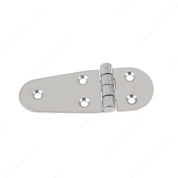 Richelieu BP750861171 Contemporary Stainless Steel Ice Box Hinge