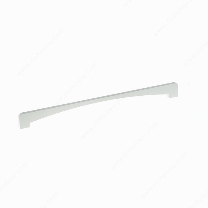 Richelieu BP777835202 Contemporary Metal Pull - 7778 - White