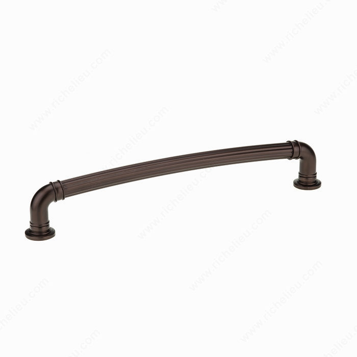 Richelieu BP8818320HBRZ Traditional Metal Pull - 8818 - Honey Bronze
