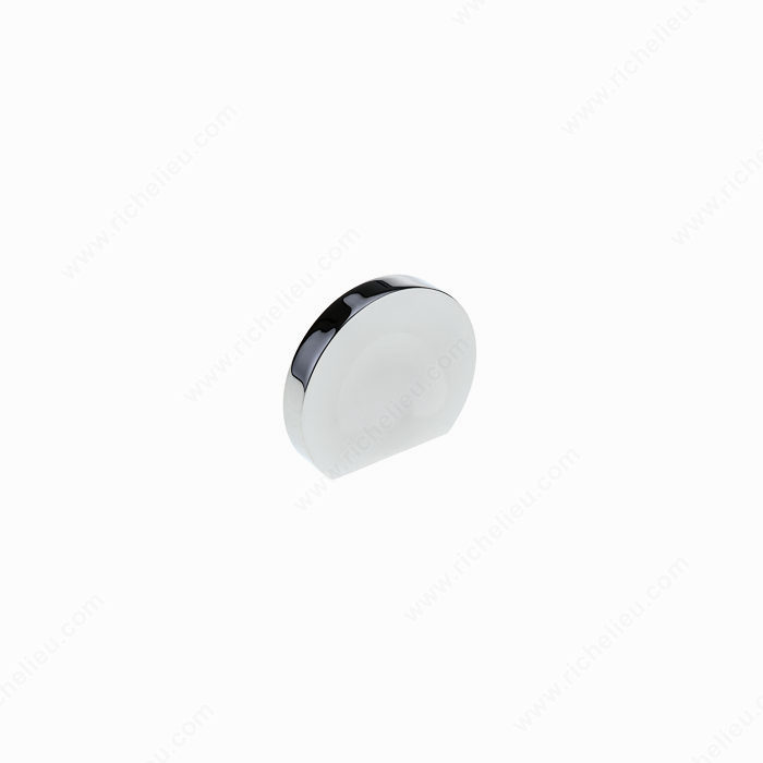 Richelieu BP884432140 Transitional Metal Knob - 8844 - Chrome