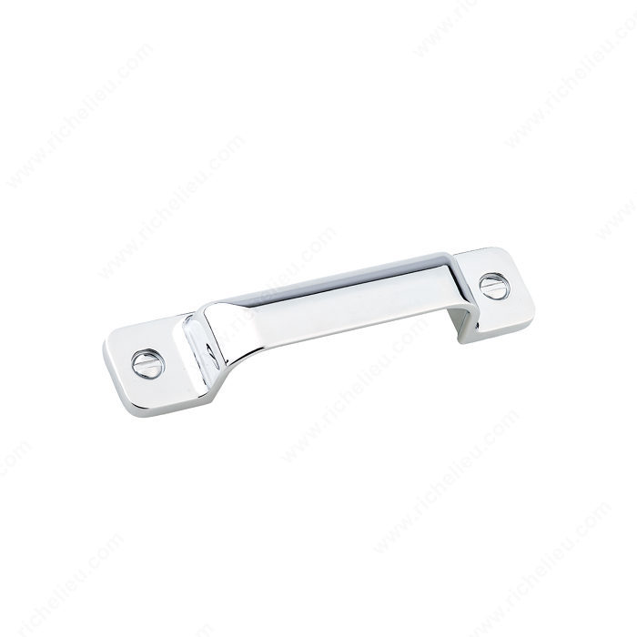 Richelieu BP871696140 Transitional Metal Pull - 8716 - Chrome