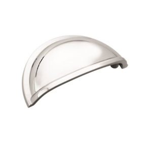 Richelieu BP53010140 Traditional Zinc Cup Pull - 5301