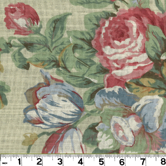 Roth & Tompkins English Garden Spring Fabric