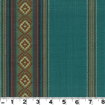 Roth & Tompkins Sandoval Serape Creek Fabric