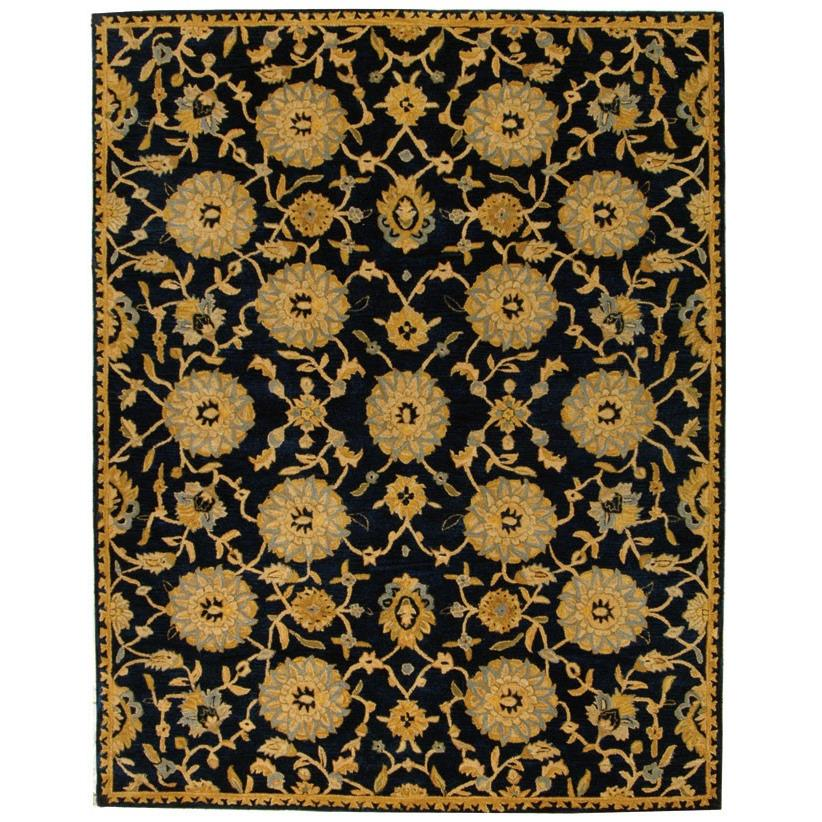 Safavieh AN537A-6R Anatolia Area Rug in NAVY