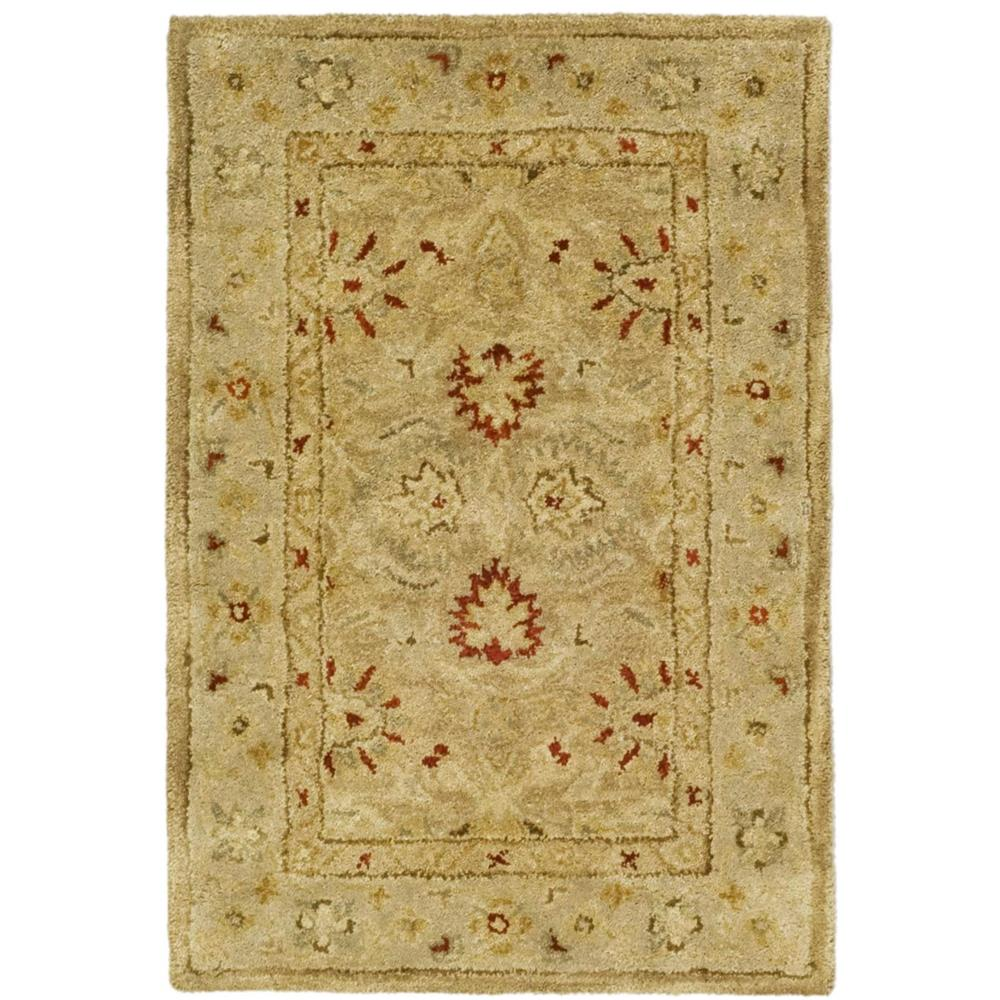 Safavieh AT822B-2 Antiquities Area Rug in BROWN / BEIGE