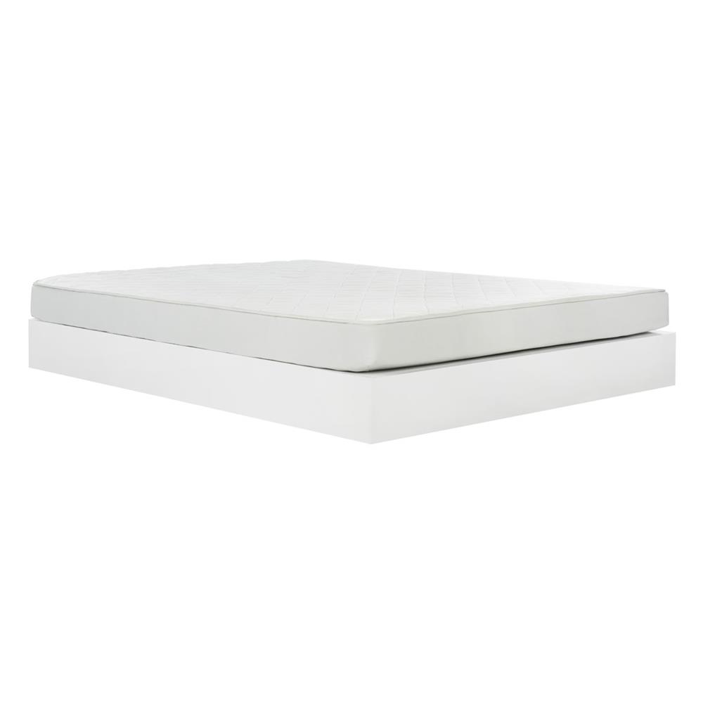 "Safavieh MAT1000A-Q CLARITY 6"" SPRING MATTRESS"