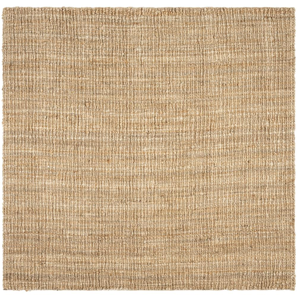 Safavieh NF447A-8SQ Natural Fiber Area Rug in NATURAL