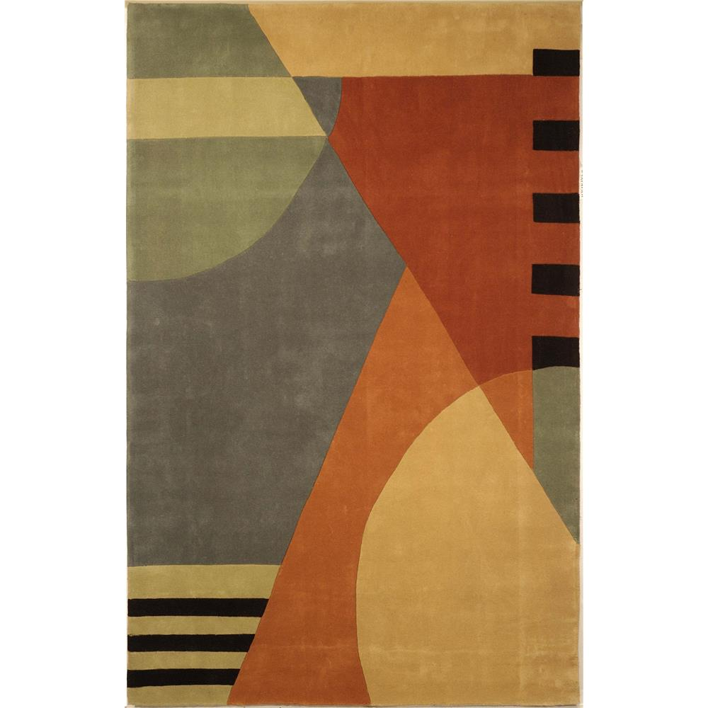 Safavieh RD863A-2 Rodeo Drive Area Rug in GOLD