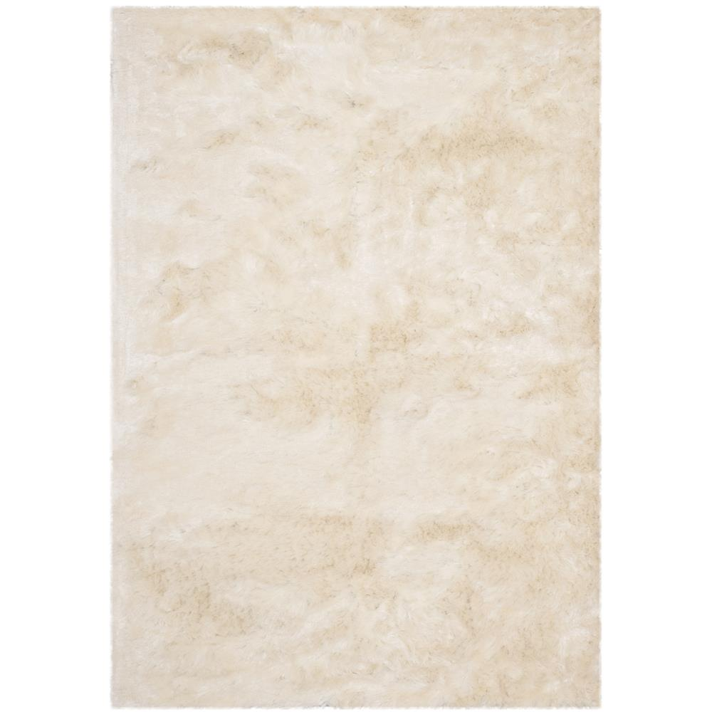 Safavieh SG511-1212-8 Shag Area Rug in Ivory
