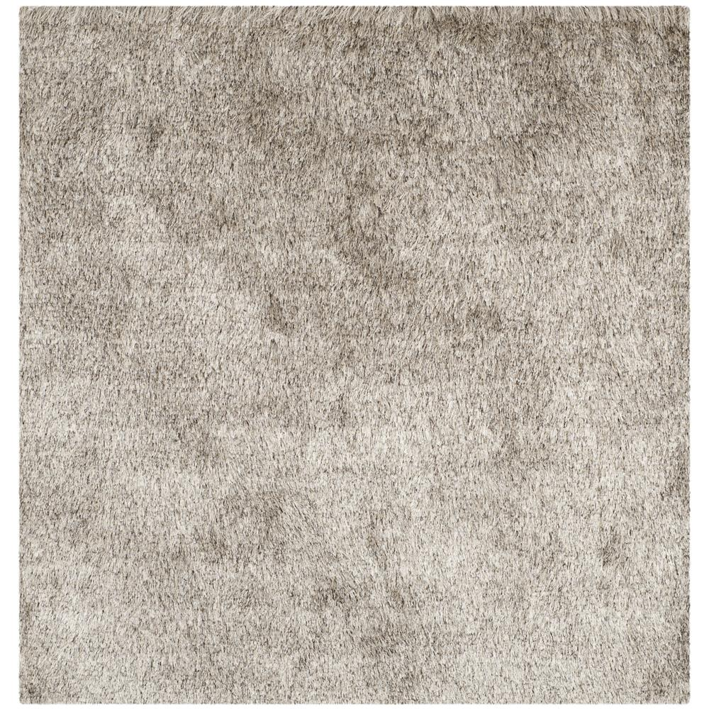 Safavieh SG511-9292-7SQ Shag Area Rug in Sable