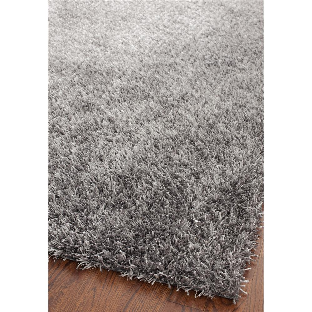 Safavieh SG531-8080-4 Paris Shag Area Rug in GREY / GREY