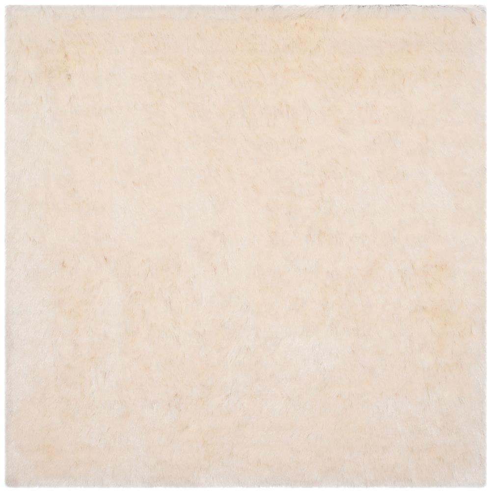 Safavieh SG511-1212-7SQ Shag Area Rug in Ivory