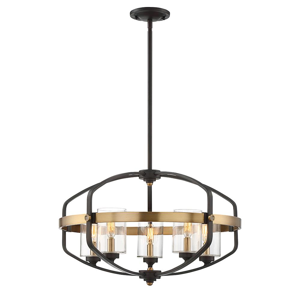 Savoy House 7-8041-5-79 Kirkland 5 Light  Pendant