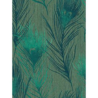 Seabrook CB10104 CARL ROBINSON-CARL ROBINSON EDITION 1 Arnott Wallpaper in Greens